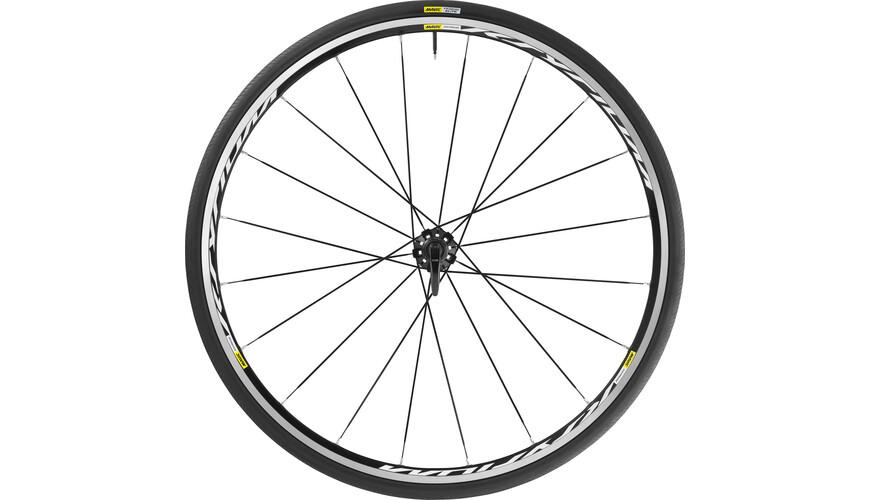 Mavic Ksyrium wiel 25 Campagnolo ED11 zwart